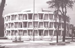 USA ambassade Dublin, 1964 (IR)
